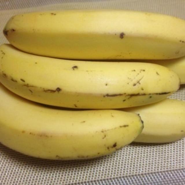 美容によいバナナ バナナ大学のサイトで知りました 最近よく作るホットバナナのココナツオイル和え