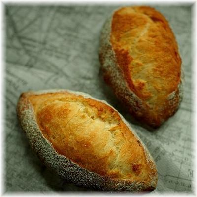 捏ねないパン! 簡単クッペ!