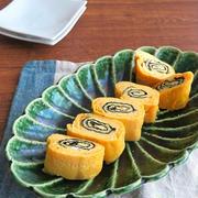 簡単アレンジ卵焼き☆明太バター醤油の海苔巻き卵♪お弁当にも◎ by kaana57さん