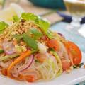 ヤム・ウンセン -タイの春雨サラダ-