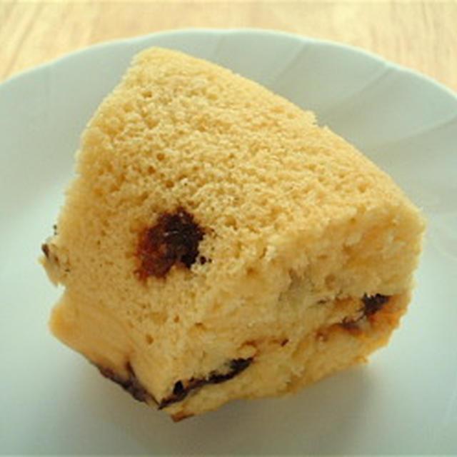 お鍋でプルーンケーキ prune cake without oven