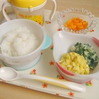 離乳食(132~137日目)1週間分No.1