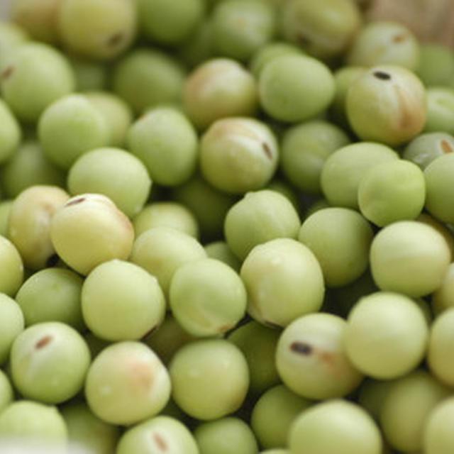 グリーンピースの『お豆のチカラ』