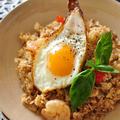 バリ島の定番料理ナシゴレン風☆かな姐さんの混ぜご飯
