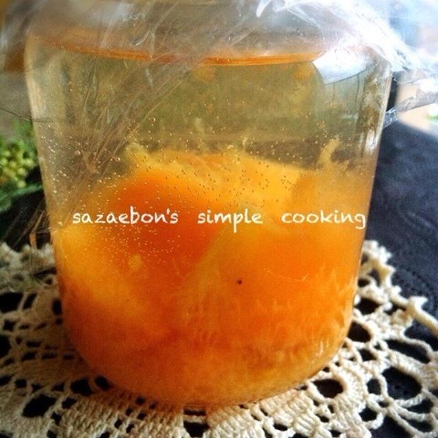 柿の天然酵母始めました❤️