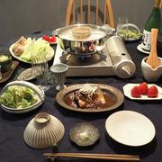 週末にだんなさまがしっかりめの和食を作ってくれた