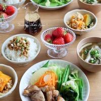 カラフル♡春野菜ランチプレート♪