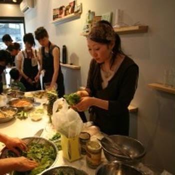 8月料理教室 菜食の旅〜タイへ〜