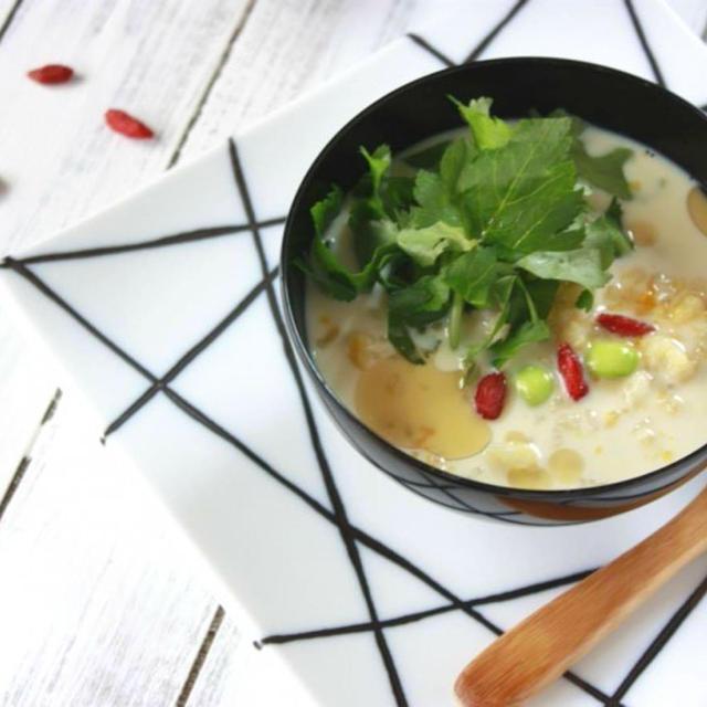 お粥の10の良いこと!女性のお悩み改善、美肌と美腸をつくるレシピ!