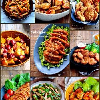 ♡お弁当におすすめ♡鶏むね肉レシピ10選♡【#簡単#時短#節約】