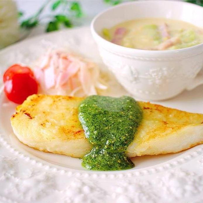 「カレイのムニエル」の基本レシピ&おすすめソースアレンジ7選の画像