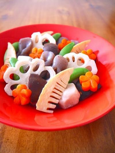 お食い初めの煮物は色合い良く仕上げたい!失敗しらずのレシピまとめ