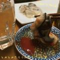 生牡蠣✖︎ケチャップ✖︎コーレーグース♪