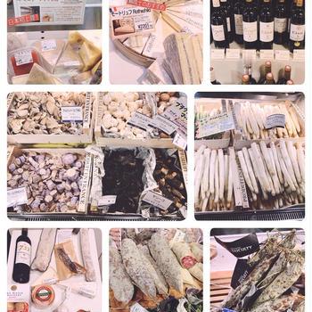 新宿伊勢丹フランス展へ♪毎年恒例の無添加シャルキュトリや、お気に入りのチーズに、フランスのキノコやカオールワインを購入!