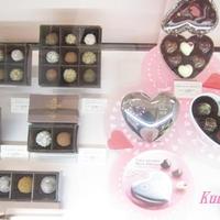 西武池袋本店「チョコレートパラダイス2012」前夜祭♪