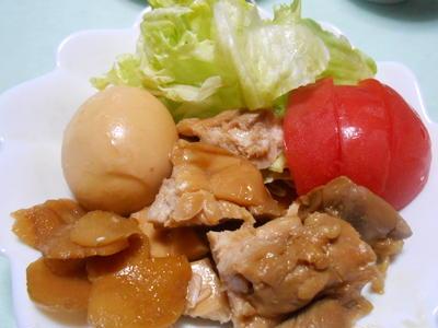材料入れて煮るだけ!柔らかい 鶏もも肉のさっぱり煮