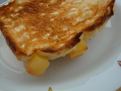 >大麦小麦チーズ食パン by pilox2さん
