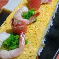 彩り豊かなチラシ寿司
