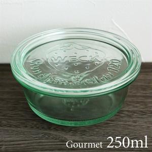 多彩なサイズが魅力のWECKですが、スコップケーキにピッタリなのがこちらのGourmet(グルメ)と...
