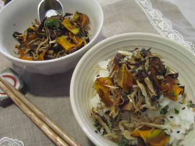 手作り☆オーブンで簡単!野菜とキノコの体に優しいふりかけ♪