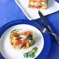 夏野菜のゼリー寄せ*・ by minamiさん