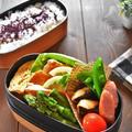 【作りおき】分葱のからし酢みそ和え*鶏肉のバラ冷凍*お弁当*