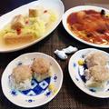 なんとか頑張ろうの白菜と絹揚げの旨煮(笑) by みなづきさん