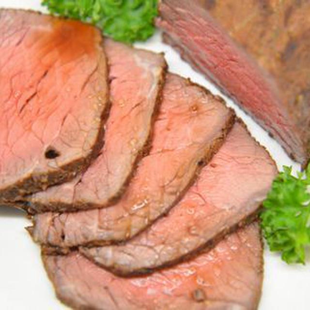 燻製ローストビーフ