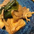 豚バラと厚揚げの烏龍茶煮こみ