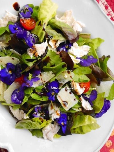 最近ロンドンのスーパーWaitroseで感激!!の食材を使ったサラダ&天才からの贈り物♫