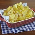 止まらないほどカリカリ食感!さつまいもチップスの美味しい揚げ方 by KOICHIさん