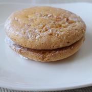 糖質オフ♡ローソンロカボスイーツ「北海道チーズのふんわりサンド」