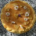 ほんのりレモンの香りのバニラマジックケーキ(魔法のケーキ)