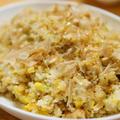 【レシピ】しょっぱ過ぎた鶏むね肉のピカタをリメイク。美味チャーハンに。失敗してもあきらめない