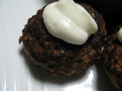 蒸しハンバーグ(レシピ)