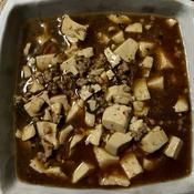 シビれる辛味がクセになる♪花椒麻婆豆腐