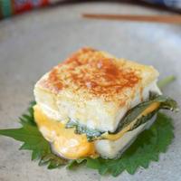 """""""オイバタ""""で豆腐がコクうまに♡「オイバタお豆腐ステーキ」~秋の乾燥対策にもぴったりでーす♡"""