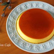 【レシピ】ほどよい甘さで大満足♪シンプルな焼きプリン☆手作りで安心&節約、プリンの日