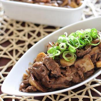 《09忙しい毎日の味方!作り置き肉レシピ(ビーフ編)》