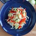 暑い日にピッタリ♪【レシピ】ベビーホタテのライムサラダ