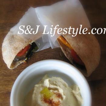 ひよこ豆のディップ、ハマス(Hummus)