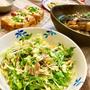【夏野菜】茗荷の香りがふわっ♪春キャベツと茗荷のマヨサラダを山盛り食べたい!