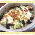 牡蠣と長ねぎの味噌マヨグラタン(レシピ付) by kajuさん