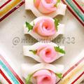 【飾りに】蒲鉾のお花 by Misuzuさん