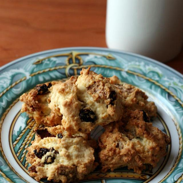 (レシピ)コーンフレークで作る♪さくさくクッキー☆