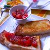 トマトのイタリアントースト