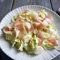 梨とカマンベールチーズの白いサラダ@イオン・ザ・テーブル62 by 管理栄養士/フードコーディネーター りささん