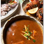インド料理を食べに茅ヶ崎へ 〜妻とランチ/bhojan〜