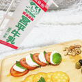 自家製モッツァレラチーズ