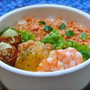 中学生、和彰のお弁当 -380-